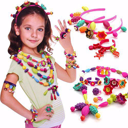 Picture of Girls Beads Kit For Accessories making