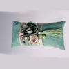 Picture of Perfumed green Canvas Bag