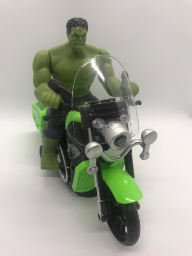 Picture of Avengers Hulk Bike