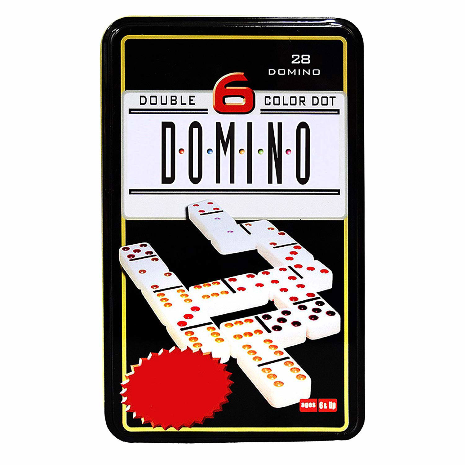Picture of Dot Dominoes Game Set