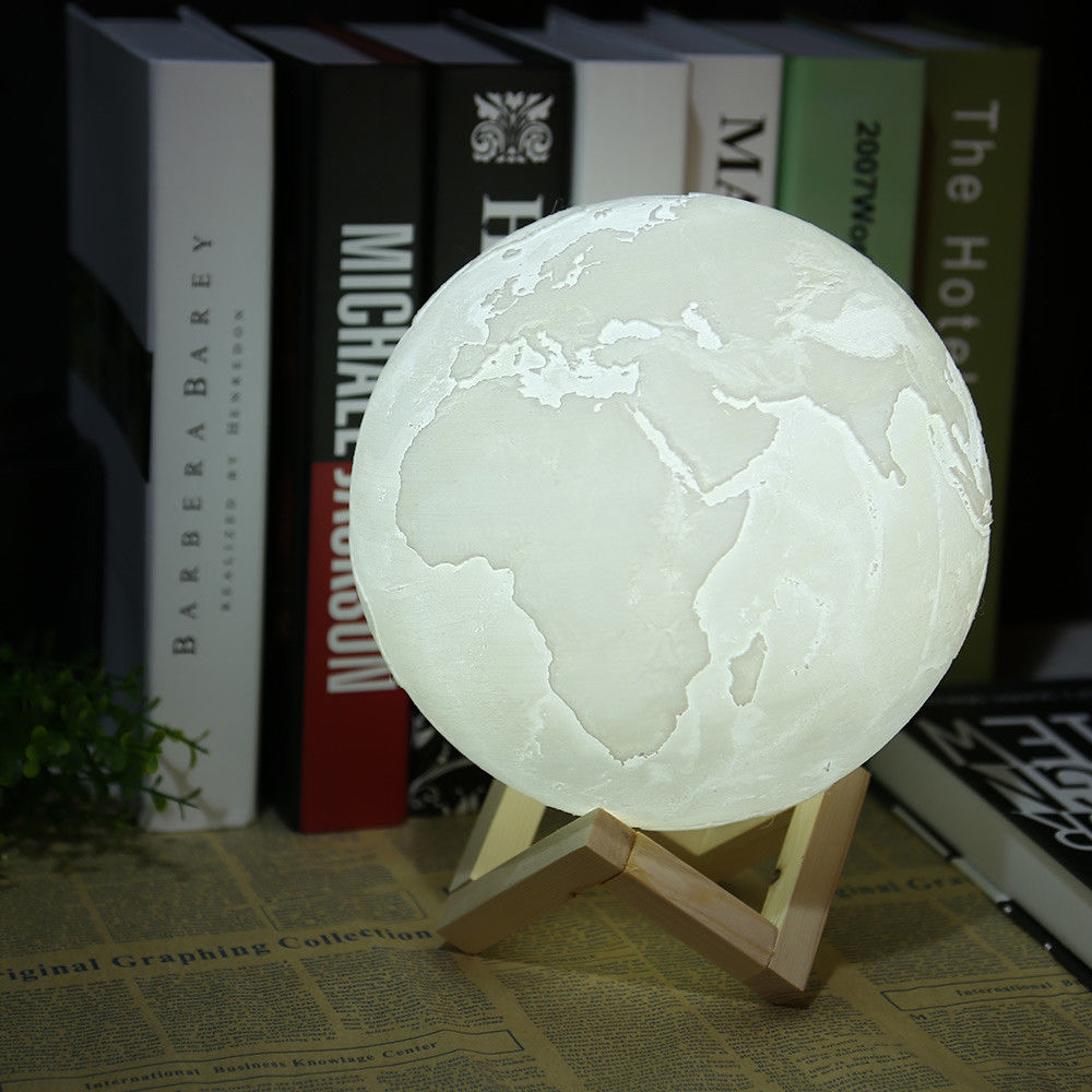 Picture of Earth light lamp - bluetooth speaker