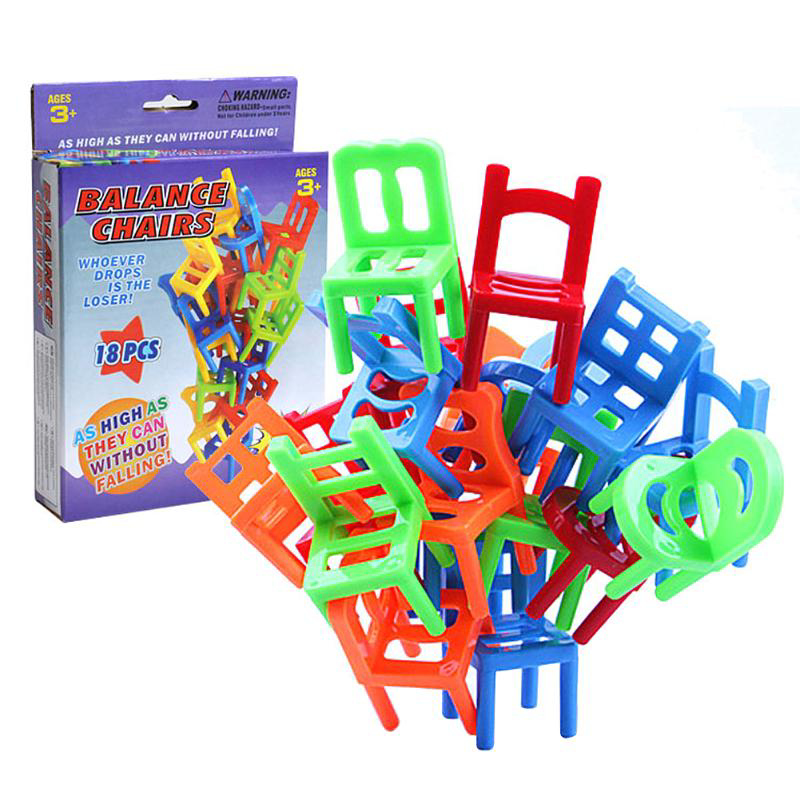 Picture of Balance Chairs Game