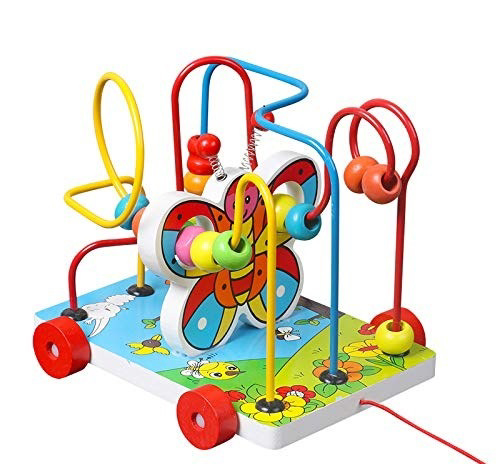 Picture of Bead Maze Car Toy
