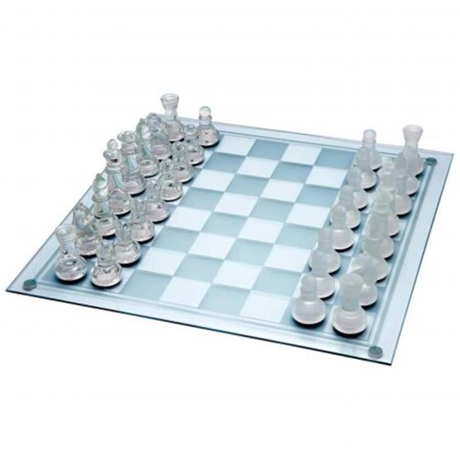 Glass Chess 30cm * 30cm