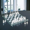 Glass Chess 30cm * 30cm 1