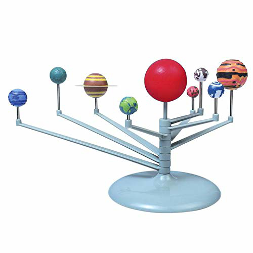 DIY Solar System Planet  Educational toys