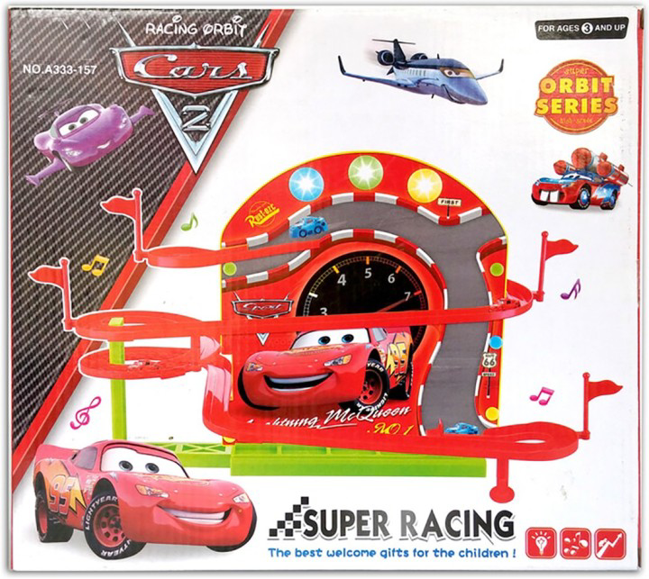 Picture of super racing car