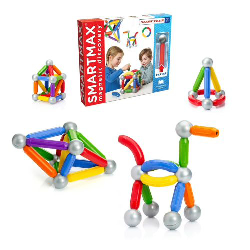 Picture of Magnetic Balls And Sticks For children