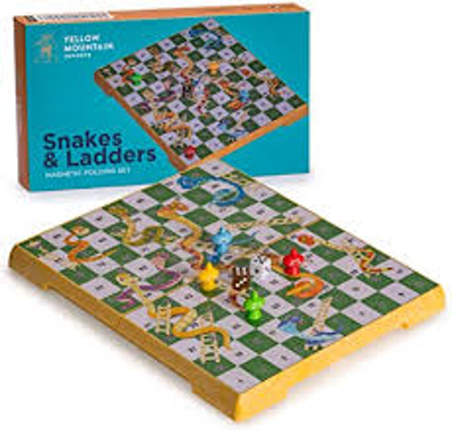 Picture of Snakes & Ladders Game