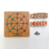 Picture of Tic Tac Toe and Dumen Game
