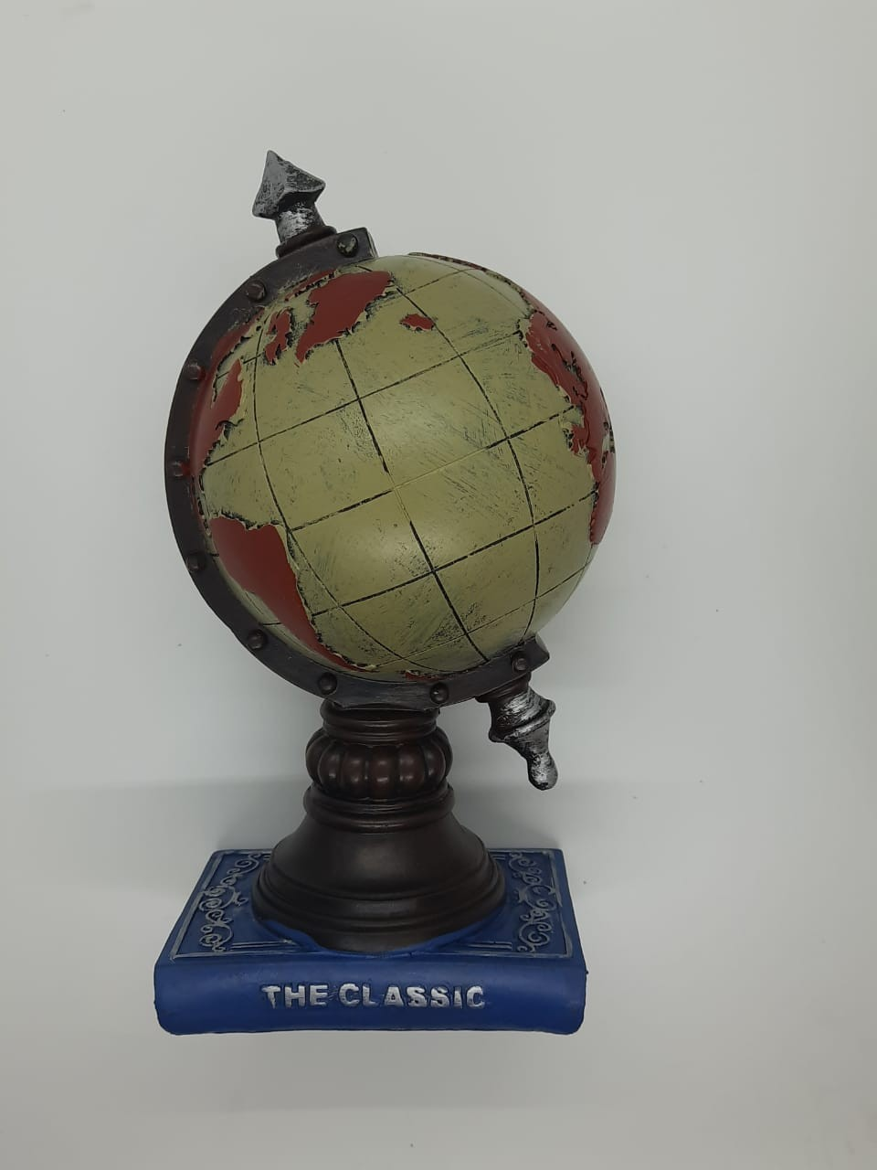 Picture of Desk Globe Piggy Bank