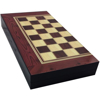 Picture of Backgammon and Chess Board