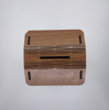 Picture of Telephone Booth Box - Money Box (Piggy Bank) - Wooden Color