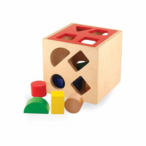 Picture of Shape Sorting Box