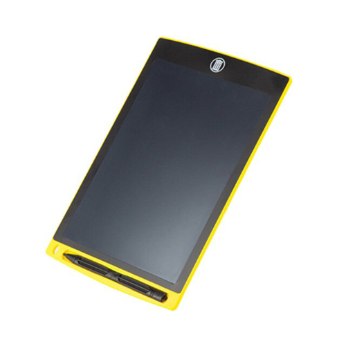 """Picture of E-Writing Board 12"""" - Yellow"""