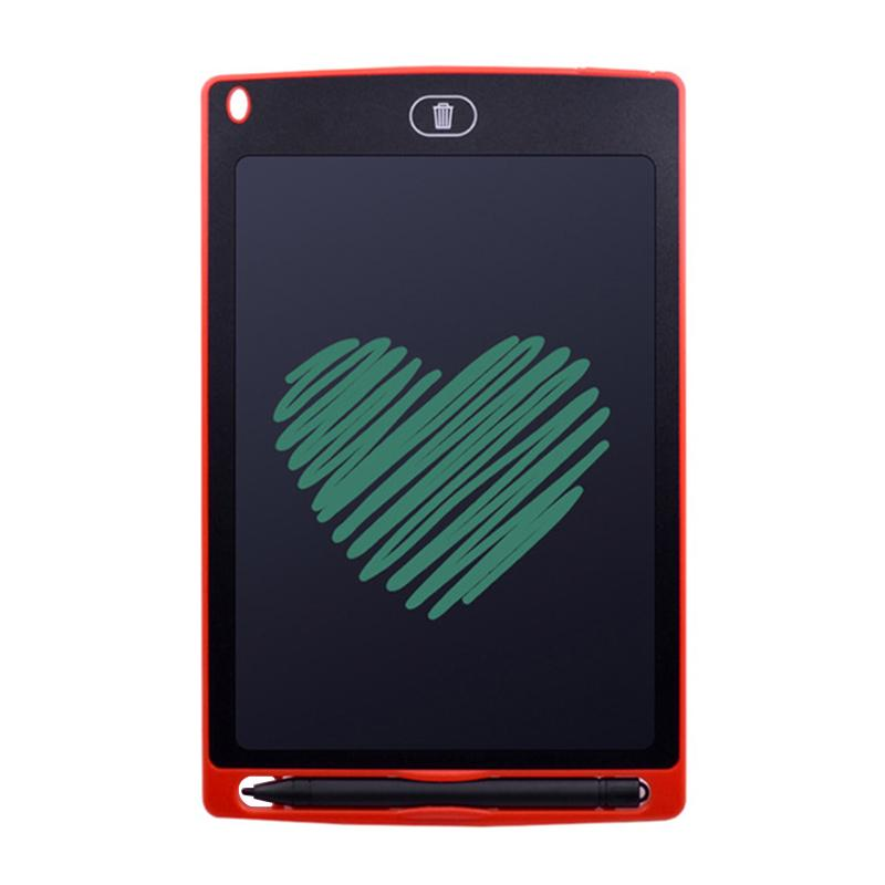 "Picture of E-Writing Board 8.5"" - Red"