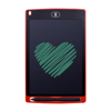 """Picture of E-Writing Board 8.5"""" - Red"""