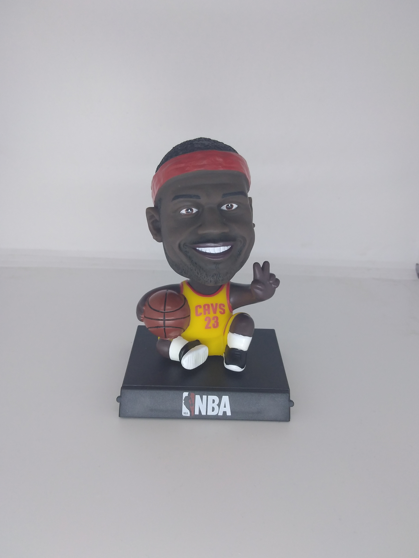 Picture of James . Bobblehead