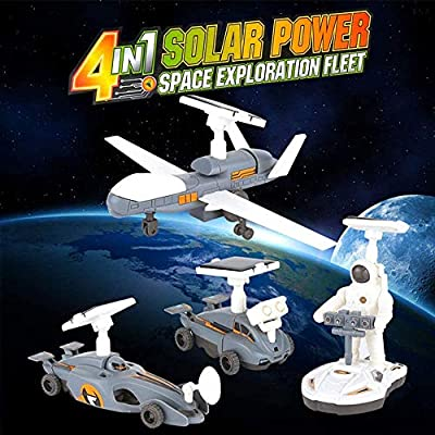 Picture of 4IN 1 SOLAR POWER SPACE EXPLORATION FLEET