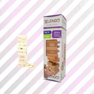 Picture of Jenga - Lengo 48 Pieces