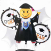 Picture of 5 Pieces  Graduation Balloon Full Body