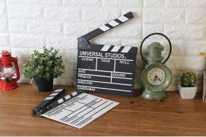 Picture of Clapper Board