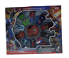 Picture of The Avengers cars