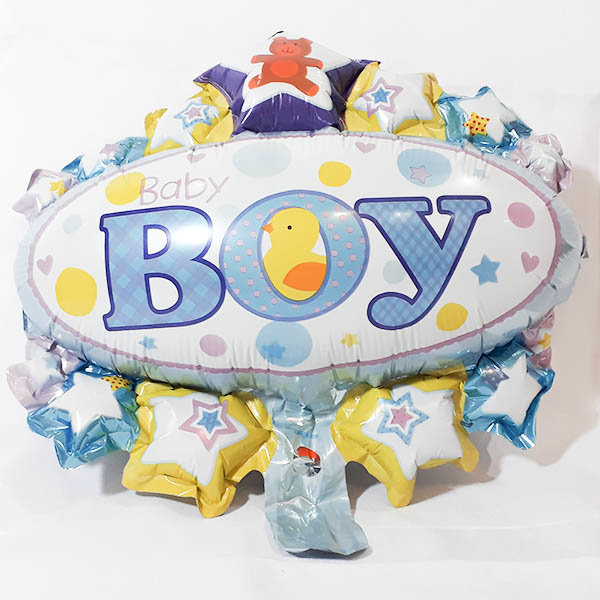 Picture of Small Baby - Party  Balloon  for Boys
