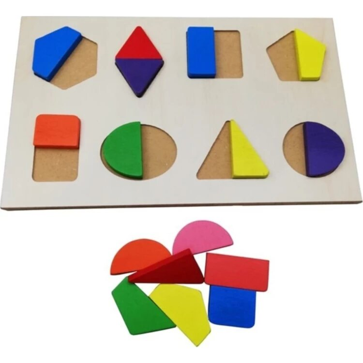 Picture of Shapes Puzzle