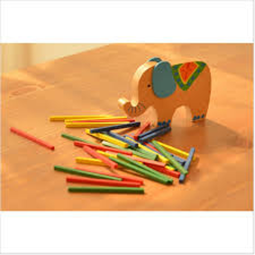 Picture of Balance Elephant  Game