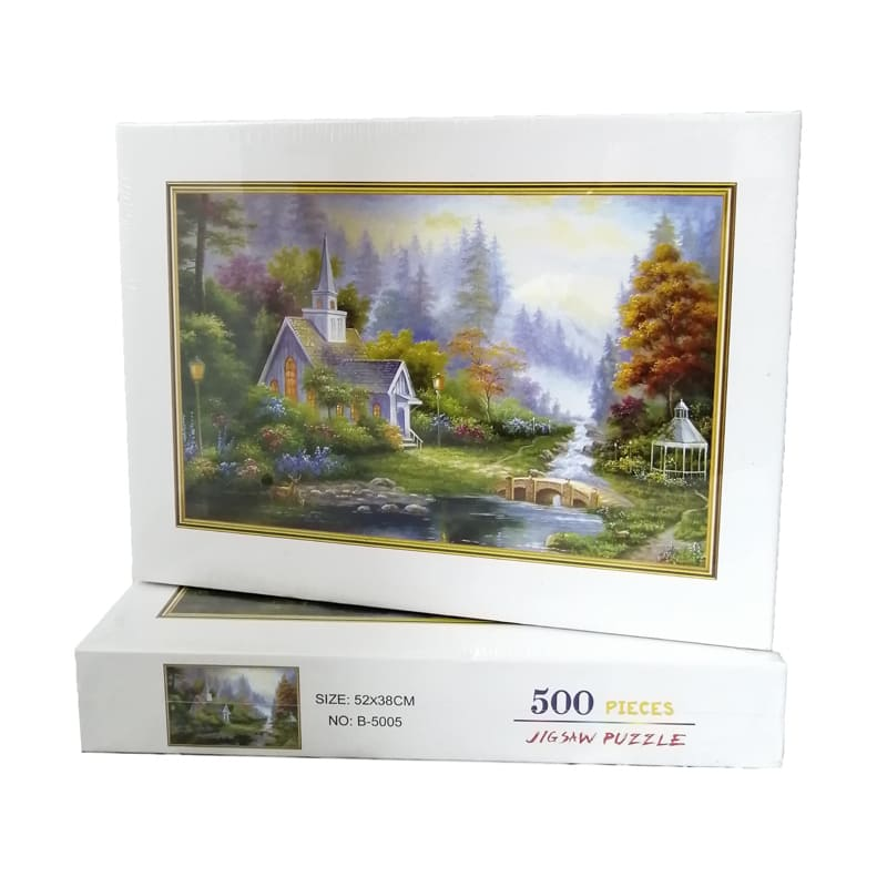 Picture of 500pcs Puzzle