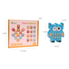 Picture of Wooden Toy Owl Balance Domino