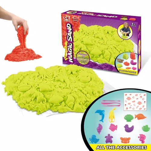 Picture of Kinetic Sand for kids