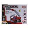 Picture of Creative Metal 4 in 1 Set of 121 pieces