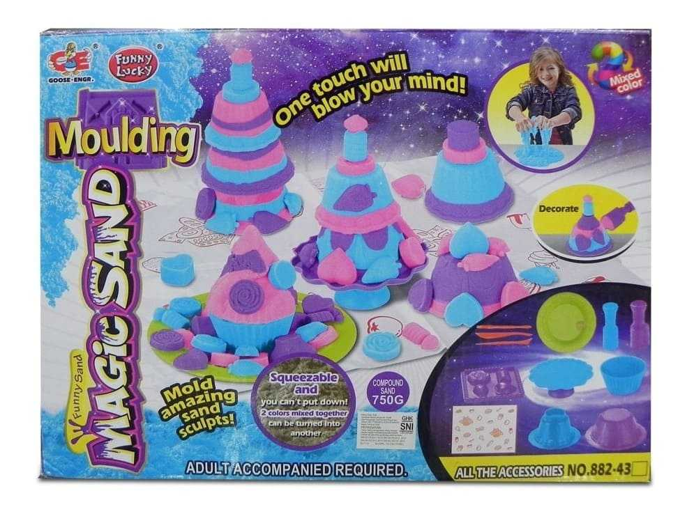 Picture of Kinetic Sand for kids 750g