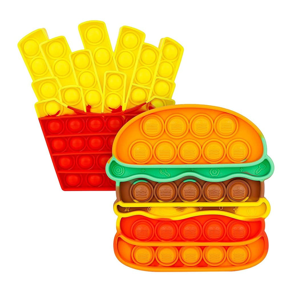 Picture of Pop it (French Fries and Burgers)